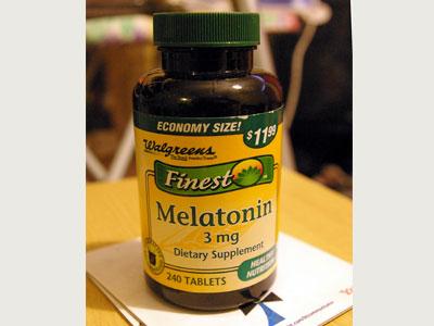 Melatonin-for-sleep