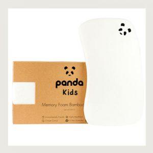 Panda Bamboo Toddler Pillow - best children's pillow
