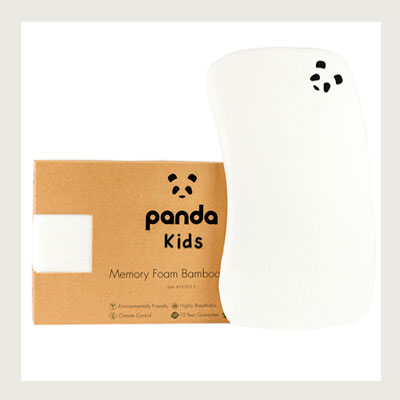 Panda-Toddler-Memory-Foam-Bamboo-Pillow-