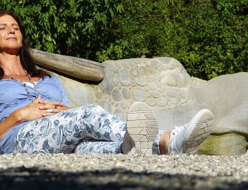 Sleeping Well Through The Menopause